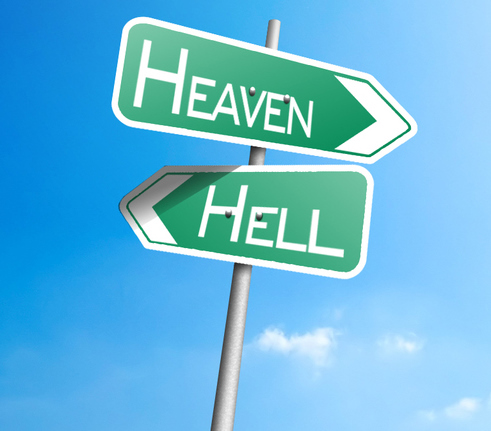 heaven hell Why You Should (Or Shouldnt) Get Married